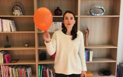 SOPHROLOGIE ENFANT – L'exercice du ballon
